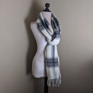 NWT Free People scarf plaid